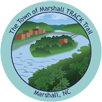 Collectible sticker for Town of Marshall