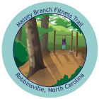 Collectible Sticker for Massey Branch Fitness Trail