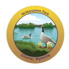 Collectible sticker for McManamen Park