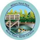 Collectible sticker for Millers Pond