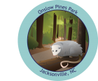Collectible sticker for Onslow Pines