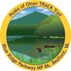 Collectible Sticker for Peaks of Otter