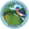 Collectible sticker for Price Memorial Park Picnic Area