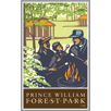 Collectible Sticker for Prince William Forest