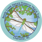 Collectible sticker for Reedy Creek