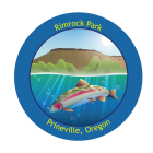 Rimrock Park Sticker