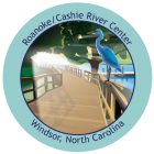 Roanoke Cashie River Center Sticker