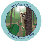 Rock Quarry Park Sticker
