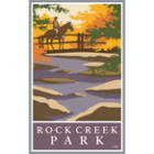Collectible sticker for Rock Creek Park