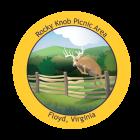 Rocky Knob sticker