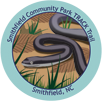 Collectible sticker for Smithfield Community Park