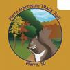 Collectible sticker for Pierre Native Plant Arboretum