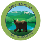 Sticker for Table Rock State Park