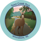 Collectible Sticker for Town Creek Park