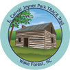 Collectible sticker for E. Carroll Joyner Park
