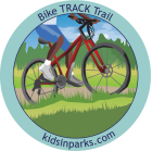 Sticker for bike TRACK Trail