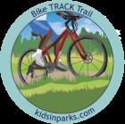 Sticker for bike TRACK Trail