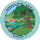 Hammocks Beach State Park Sticker