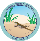 Collectible Sticker for Jockey's Ridge State Park