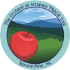 Collectible Sticker for The Orchard at Altapass