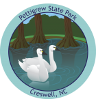 Collectible Sticker for Pettigrew State Park