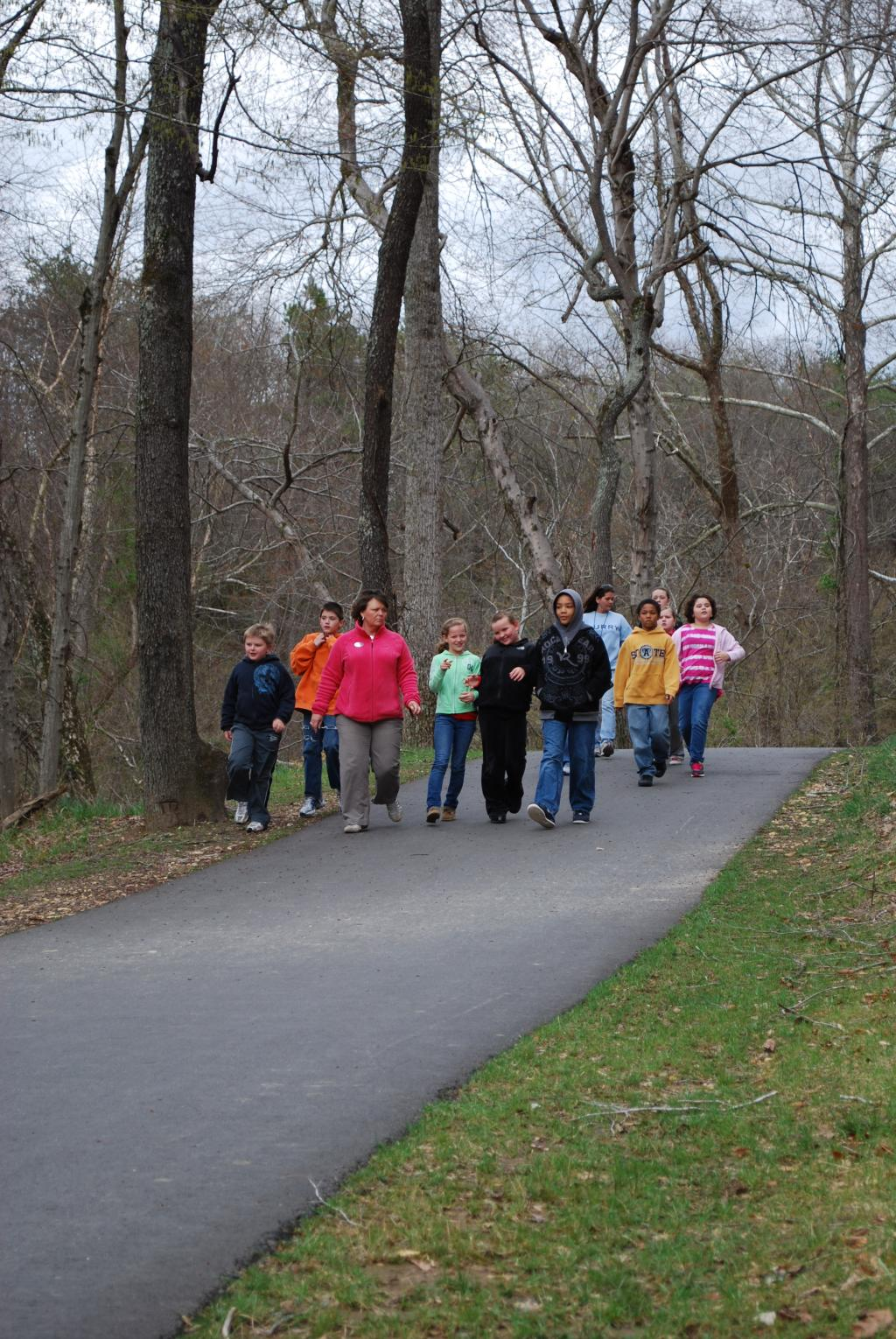 Mount Airy's Ararat River Greenway | Kids in Parks