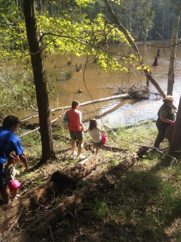Beaverdam Recreation Area - Falls Lake | Kids in Parks