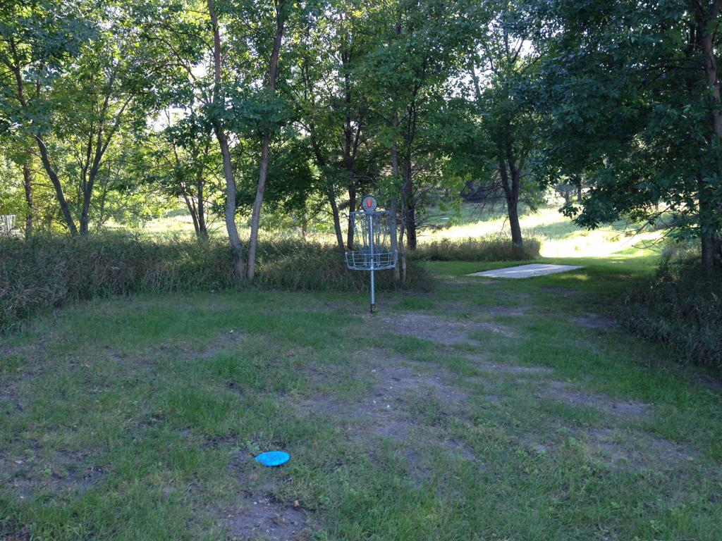 lake poinsett recreation area disc golf course kids in parks