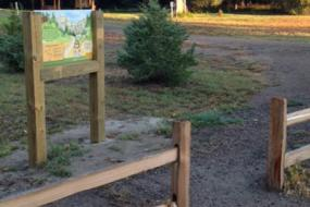 Kids in Parks trailhead sign