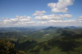 View from Elk Knob