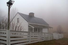 Historic Johnson Farmhouse