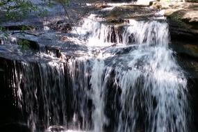 Carrick Creek Falls