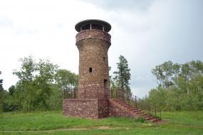 Mount Roosevelt Friendship Tower