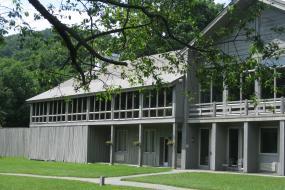 Lodge by Abbott Lake
