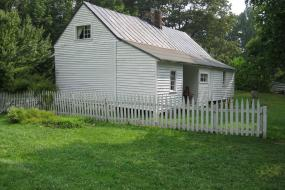 Historic Johnson Farmhouse