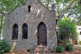 Historic stone church