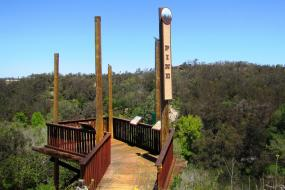 Pine Lookout tower
