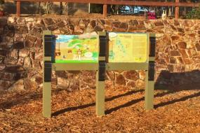 Kids in Parks Trailhead Sign