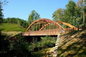 Bridge over Paddy's Creek