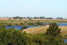 View of Richmond Lake